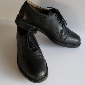 Dockers 10M formal black shoes